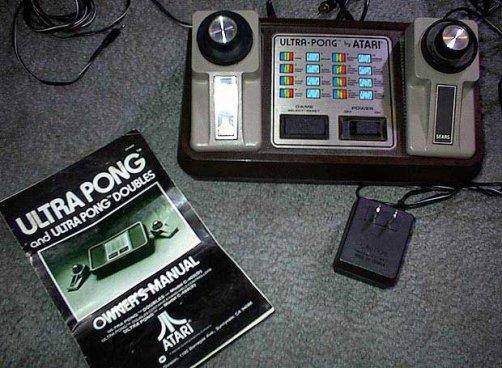 Ultra Pong