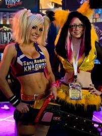 Cobertura E3 2012 - Booth Babes (10)
