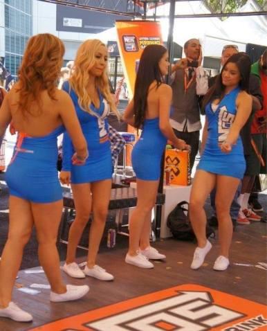 Cobertura E3 2012 - Booth Babes (14)