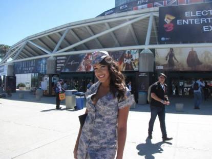 Cobertura E3 2012 - Booth Babes (59)