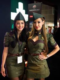 Cobertura E3 2012 - Booth Babes (6)