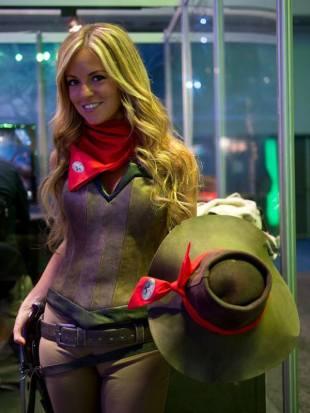 Cobertura E3 2012 - Booth Babes (8)