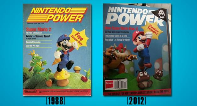 Nintendo Power END