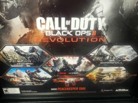 Call of Duty Black Ops II Revolution