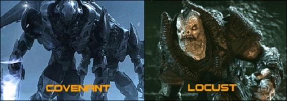 Covenant y Locust