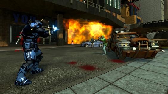 Crackdown 2 - Agent