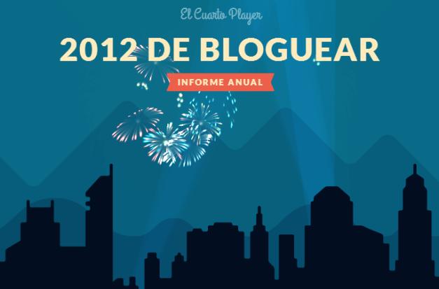 El Cuarto Player - Informe anual 2012