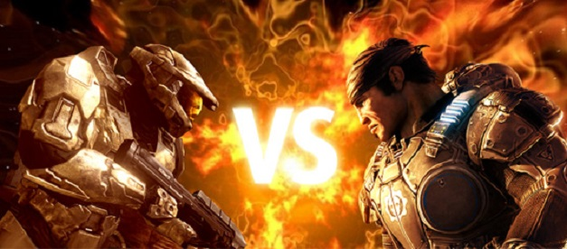 Halo VS Gears of War