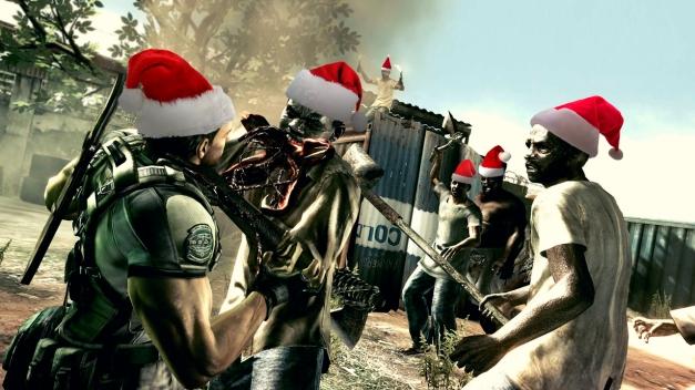 Resident Evil 5 - Navidad