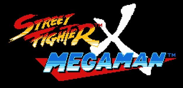 Street Fighter X Mega Man - Logo