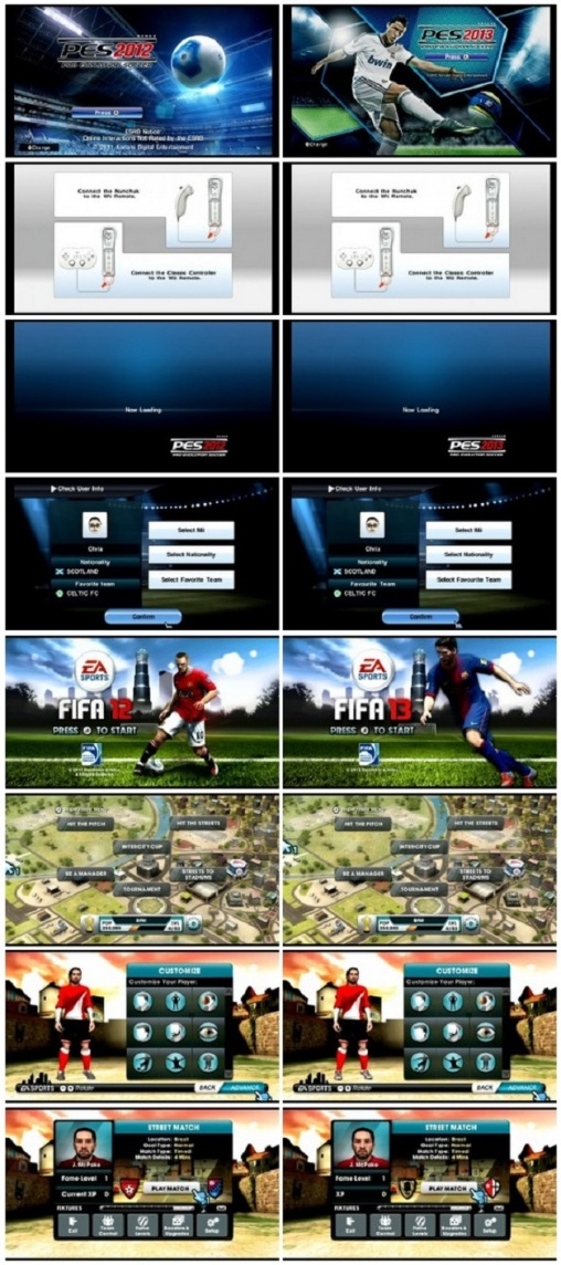 4to Players Awards - FIFA 13 & PES 2013