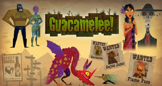 4to Players Awards - Guacamelee
