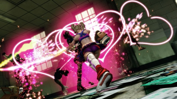 4to Players Awards - Lollipop Chainsaw