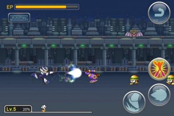 4to Players Awards - Mega Man Xover
