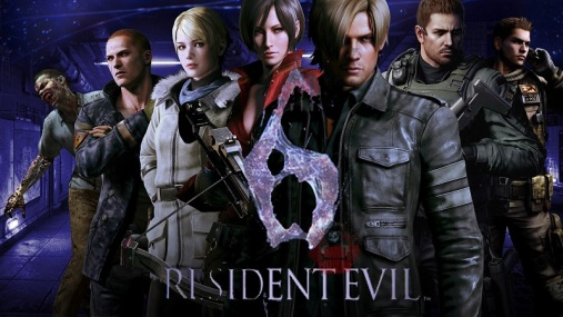 4to Players Awards - Resident Evil 6