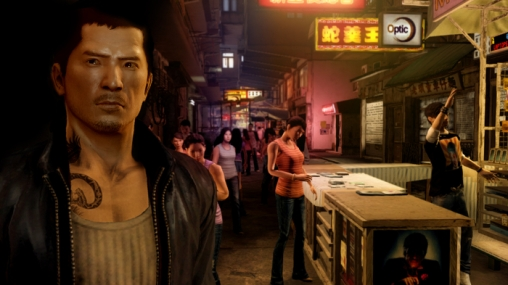 4to Players Awards - Sleeping Dogs