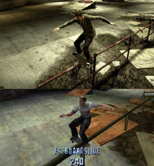 4to Players Awards - Tony Hawk's Pro Skater HD THPS1