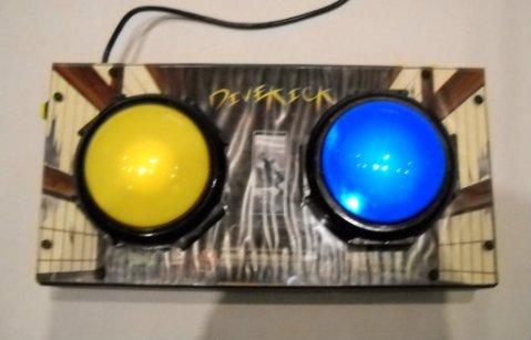 Divekick -Fightstick
