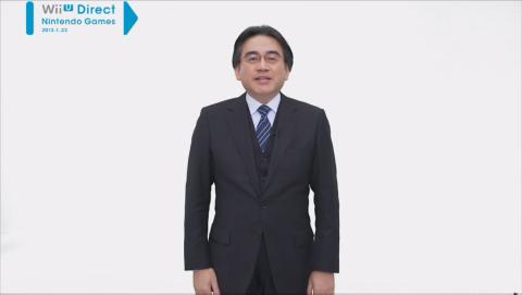El aburrido Iwata