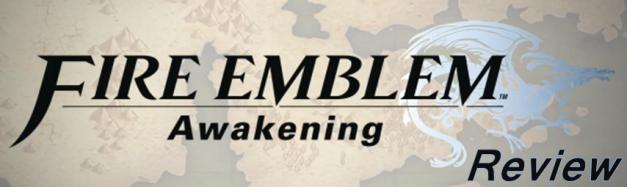 Fire Emblem Awakening Reseña