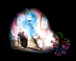 Luigi's Mansion Dark Moon Arte 3