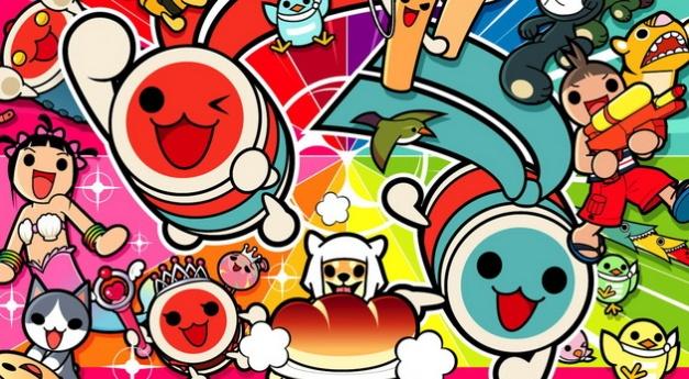 Taiko No Tatsujin - Wii