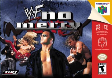 THQ - WWF No Mercy