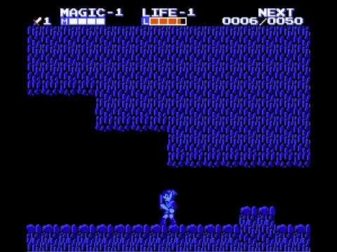 Zelda II NES