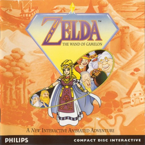 Zelda Wand of Gamelon