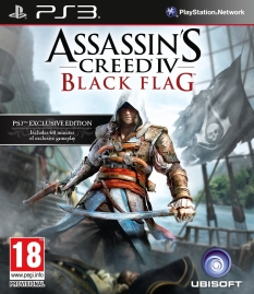 Assassin's Creed IV Black Flag - PS3