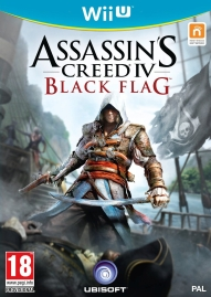 Assassin's Creed IV Black Flag - Wii U