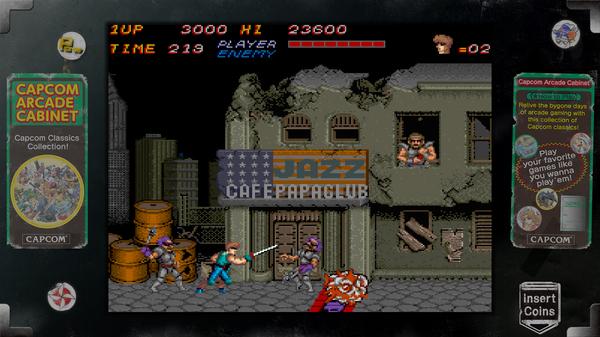 Capcom Arcade Cabinet (1)