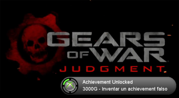 Gears of War Judgment- Achievement
