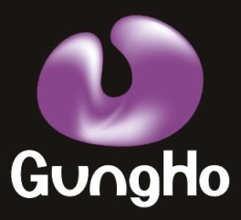 GungHo Online Entertainment - logo