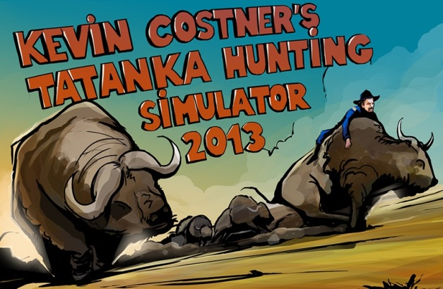 Kevin Costner's Tatanka Hunting Simulator 2013