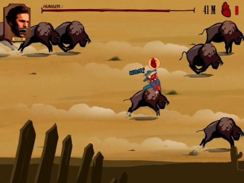 Kevin Costner's Tatanka Hunting Simulator 2013 - Gameplay