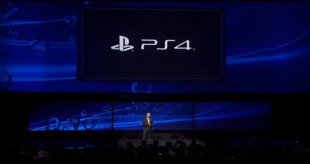 Presentación de Sony del PS4