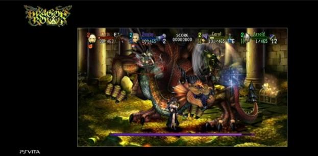 PS Vita - Dragon's Crown 01