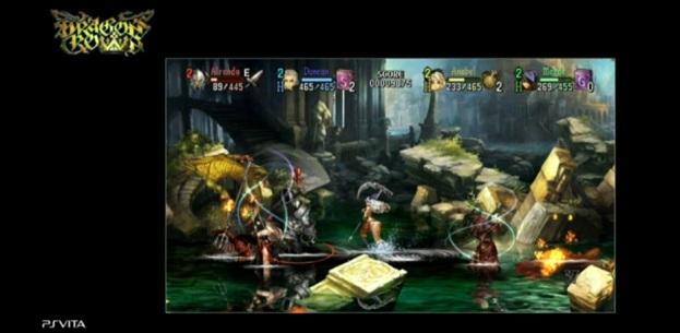 PS Vita - Dragon's Crown 02