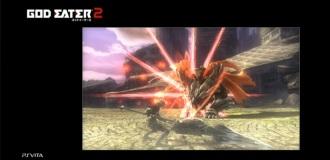PS Vita - God Eater 2