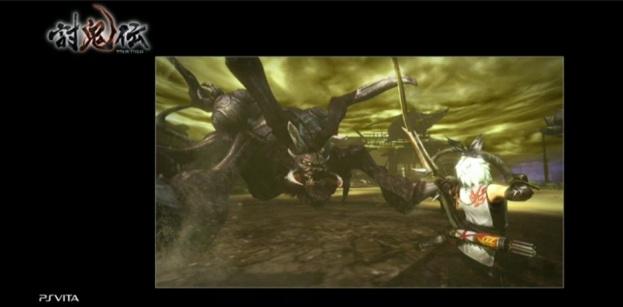 PS Vita - Toukiden 02
