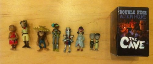 The Cave - figuritas