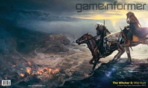 The Witcher 3 Wild Hunt - Arte conceptual 01
