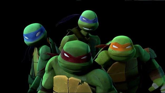 Tortugas Ninja - Nickelodeon