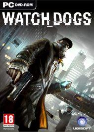Watch Dogs - Box art PC