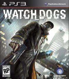 Watch Dogs - Box art PS3