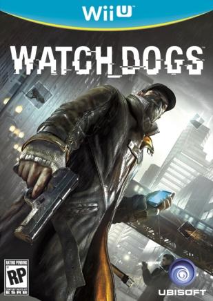 Watch Dogs - Box art Wii U