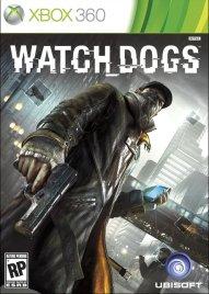Watch Dogs - Box art Xbox 360