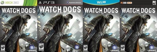 Watch Dogs - Box Art