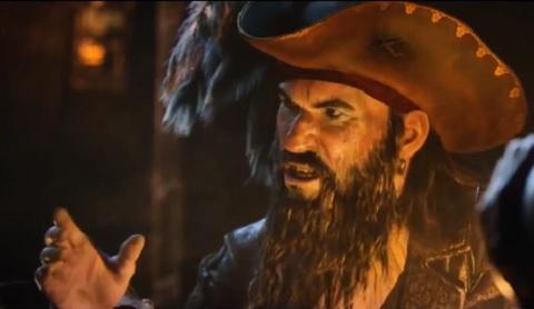 Assassin's Creed IV Black Flag - Barba Negra